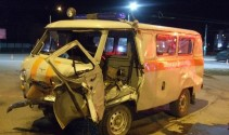 Investigation of an accident involving an ambulance car is completed in Bobruisk