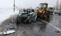 Lethal accident on the Minsk Ring Road